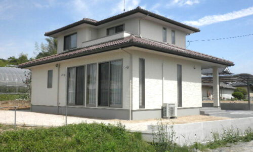 施工実績 山西の家